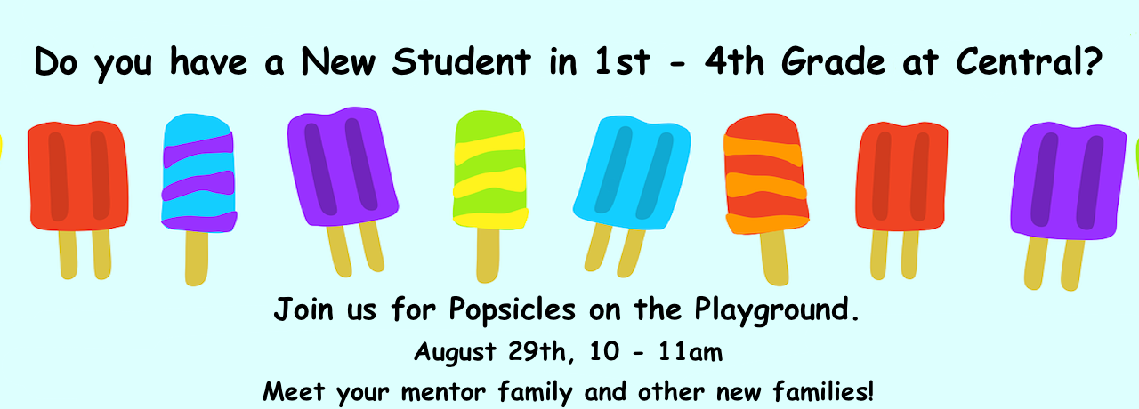New Student Popsicle